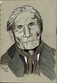 Geronimo by Frank Middleton