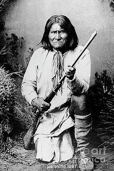 Gary Wonning - Geronimo
