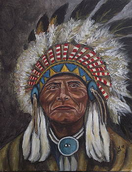Geronimo by Kim Selig