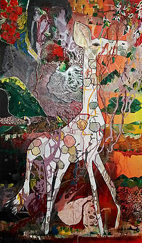 Gerry the Giraffe by Jan Steadman-Jackson