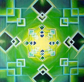 Gestalt by Morgan  Mandala Manley