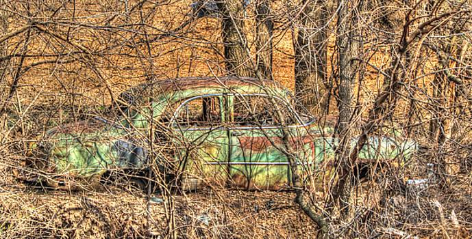 Get Away Car by J Laughlin
