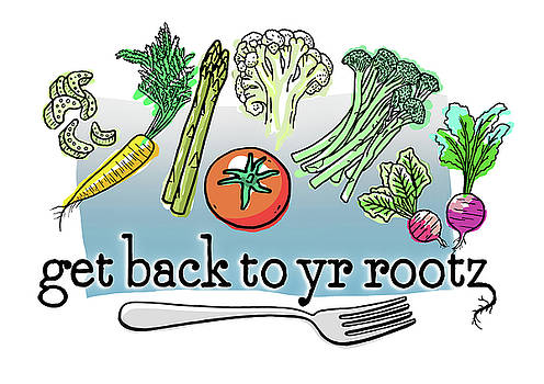 Get Back To Yr Rootz by Evie Cook
