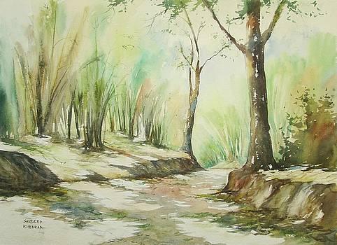 Get Enthralled by Sandeep Khedkar
