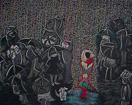 Get Outta the Rain by Tracey Levine