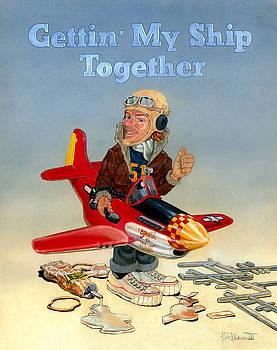 Gettin My Ship Together by Ben Bensen III