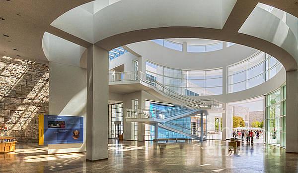 David Zanzinger - Getty Center Museum