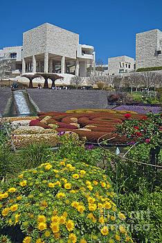 David Zanzinger - Getty Center Vertical Center Garden