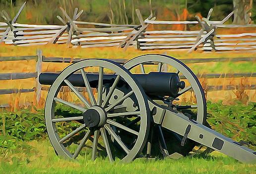 Dennis Cox - Gettysburg Cannon