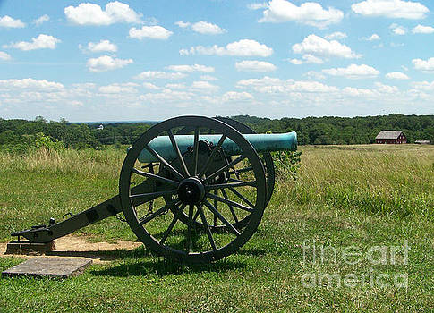Gettysburg Cannon by Kevin Croitz
