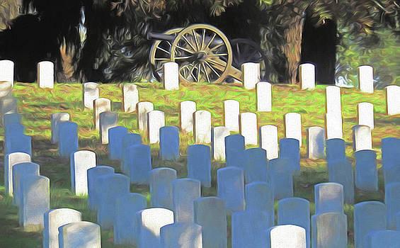 Dennis Cox - Gettysburg Cemetery