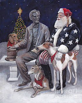 Gettysburg Christmas by Charlotte Yealey