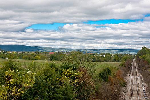 Gettysburg Countryside by John Holloway