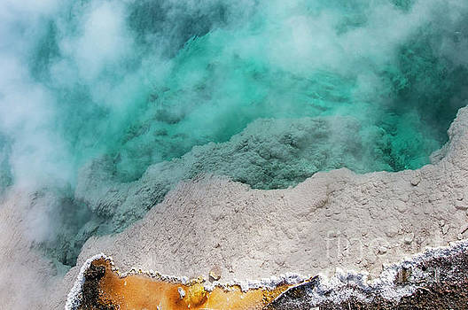 Bob Phillips - Geyser Color and Texture