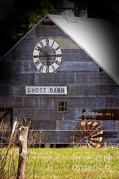Ghost Barn #770 by Ella Kaye Dickey