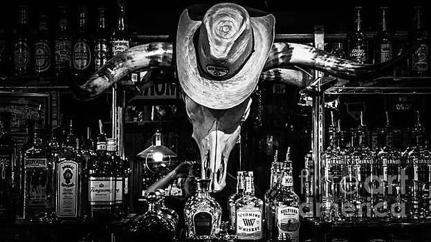 Ghost bartender  by Robert Lowe
