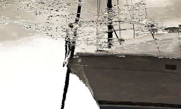 Ghost Boat by Michael Rutland