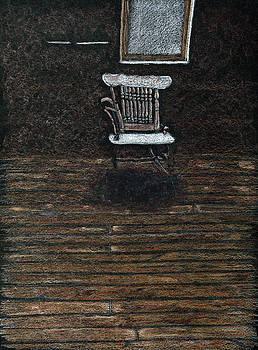 Ghost Chair by Lisa Von Biela