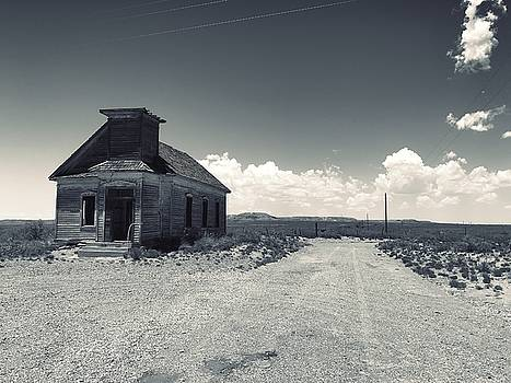Ghost Church by Brad Hodges