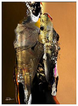 Ghost Dance Warrior by James VerDoorn