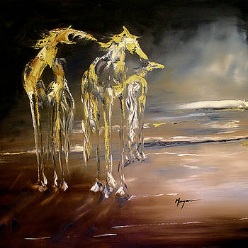Ghost Horses by Terry Meyer