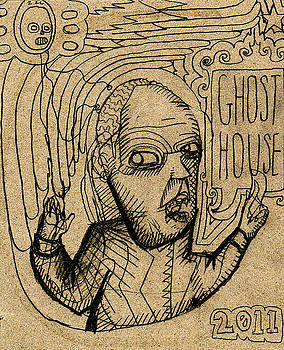 Ghost House poster by John  Stidham
