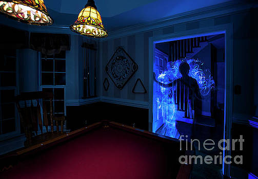 Ghost of the Parlor by Brian Jones