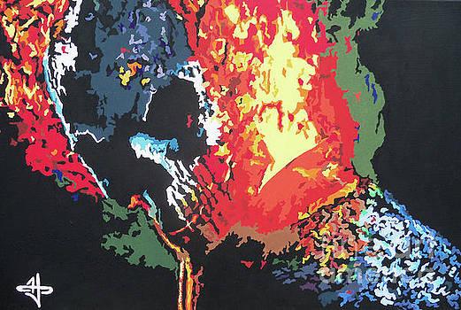 Ghost Rider - Retribution by Kelly Hartman