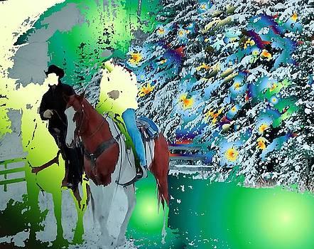 Ghost Riders by Al Pascucci