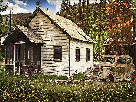 Ghost Town by John Anderson