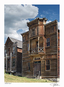Ghost town by JR Harke Photography
