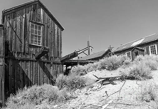 Wingsdomain Art and Photography - Ghost Town of Bodie California dsc4441bw