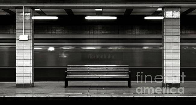 Ghost Train by Silva Wischeropp