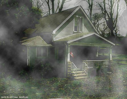 Ghosts at 154 St Julien St by Matt King