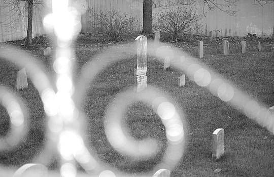 Ghosts in the Graveyard by Peter  McIntosh