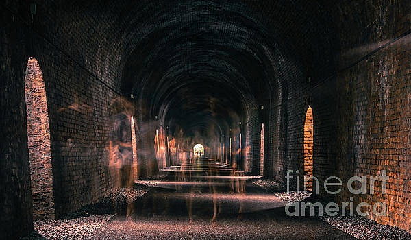 Marc Daly - Ghosts of Durrow Tunnel