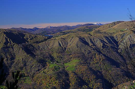Enrico Pelos - GIACOPIANE LAKE AND AVETO PARK MOUNTAINS