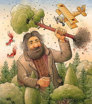 Kestutis Kasparavicius - Giant