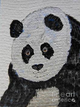 Giant Panda by Ella Kaye Dickey