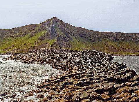 Giant's Causeway, County Antrim, Northern Ireland by Bob See