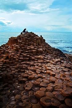 Giant's Causeway by David Joshua Ford
