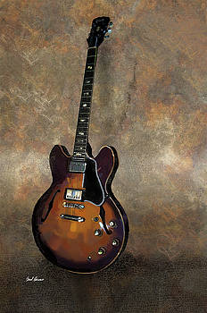 Gibson 335 Vintage by Brad Burns