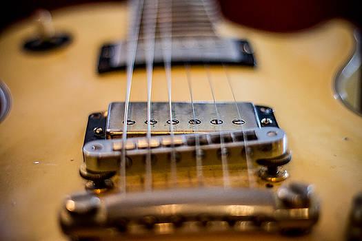 Gibson Les Paul by Robert J Caputo