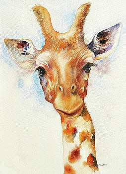 Giffy the Giraffe by Arti Chauhan