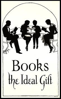 Gift Books 1920 by Padre Art