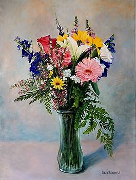 Gift Bouquet by Leda Rabenold
