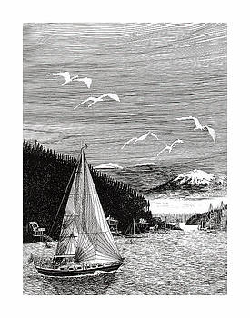 Jack Pumphrey - Sailing Gig Harbor
