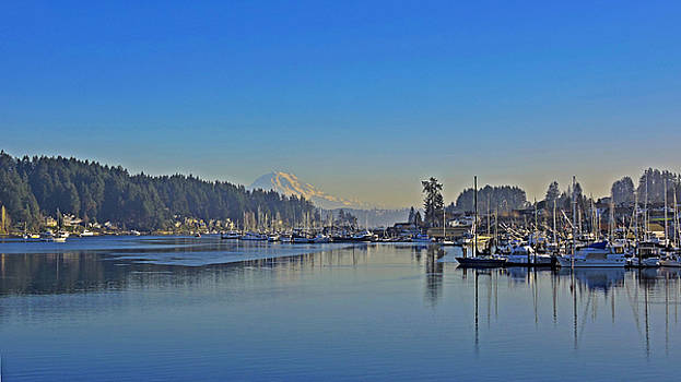 Gig Harbor, WA by Jack Moskovita