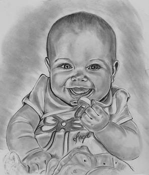 Giggles by Barb Baker