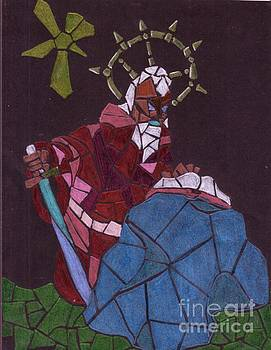 Gil Ganesh by Mark Northcott